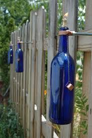 Backyard Fence Decorating Ideas Outdoor Fence Decor Cepagolf