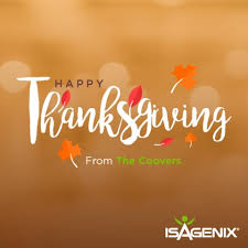 thanksgiving message from kathy jim and erik