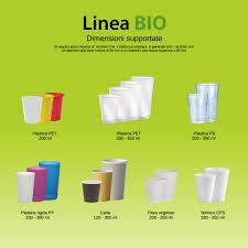 bicchieri di plastica sono riciclabili bio 30 piatti diglass il piatto di plastica con