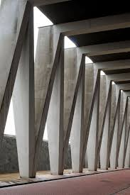 Decorative Concrete Pillars Best 25 Concrete Facade Ideas On Pinterest Facade Architecture