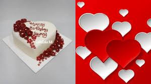 love cake design easy youtube