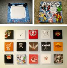 t shirt art guest tutorial canvases yard sale finds and yard sale