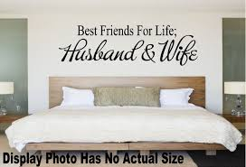 best friends for life husband wife wall quote vinyl decal zoom