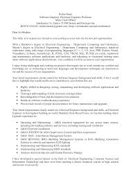 cover letter for software engineer covering letter for engineer