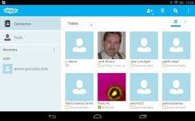 skype for android tablet apk nuevo skype 3 0 para android actualización y renovación para