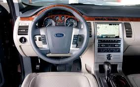 Ford Flex Interior Pictures 2009 Ford Flex Limited News Reviews Msrp Ratings With Amazing