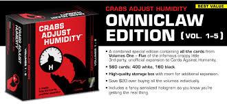 crabs adjust humidity a