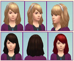 child bob haircut sims 4 11 best sims 4 images on pinterest sims hair content and sims