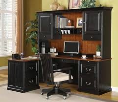 Black Corner Computer Desk With Hutch Best 25 Corner Desk With Hutch Ideas On Pinterest L Shaped Desk