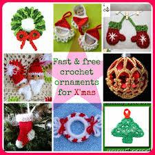 free crochet ornaments patterns rainforest islands ferry