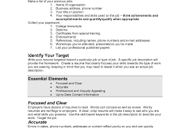 free way to make a resume making a resume 79 terrific good resume template examples of