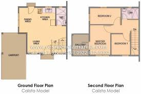 two story house floor plans two storey house floor plans philippines house design plans
