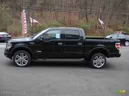 2013 ford f150 black 2013 tuxedo black metallic ford f150 limited supercrew 4x4