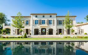 classical french design in cote d u0027azur country villa for rental
