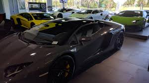 inside lamborghini aventador acquaninja inside of lamborghini miami showroom 2016 opening