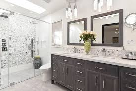 Built In Bathroom Vanity Vanity Lights Lowe With Shower Bathroom Contemporary And
