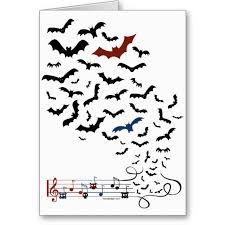 bats musical symbols tattoo design tattoos book 65 000 tattoos