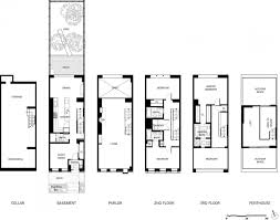 Town Houses Floor Plans Iit College Of Architecture