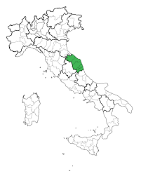 Italian Map Le Marche What Where And Why Our Big Italian Adventure