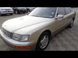 1997 lexus ls400 1997 lexus ls 400 northside lexus houston tx 77090