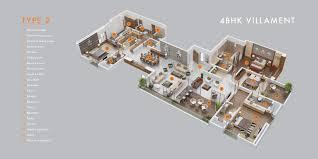 luxury 4 bhk flats in model colony privie shiloh model colony pune