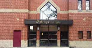 funeral homes in chicago funeral homes chicago memorial service aa rayner and sons