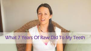 what 7 years on a raw food diet did to my teeth youtube