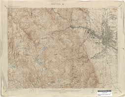 Maps Of Colorado Colorado Historical Topographic Maps Perry Castañeda Map