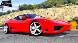 360 modena top speed 360 modena 1999 top speed test gta mod future