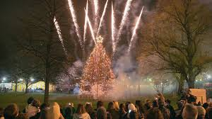 the boston common tree will be lit december 3