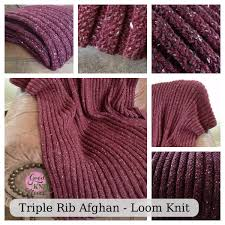how to knit a sweater blanket loom knitting projects how to knit a sweater with