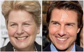Tom Cruz Meme - is it just me or is tom cruise beginning to look like a middle aged