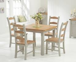 Octagon Dining Room Table Somerset 90cm Oak And Grey Flip Top Extending Dining Table With