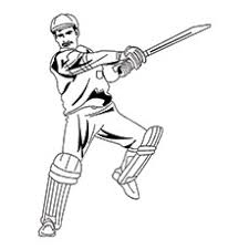 10 cricket coloring pages toddler
