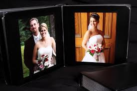 5x7 leather photo album nh wedding photographer r ducharme photography wedding