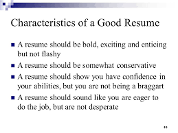 how to do a good resume for a job 89 enchanting examples of good