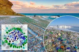 glass beach waves transform russian seaside from a dumping ground for alcohol
