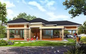 one story home designs home design plan