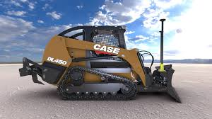 case dl450 integrated compact dozer loader case construction