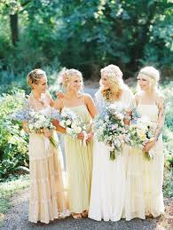 dresses for bridesmaids 15 bridal who totally nailed the ombré dress trend huffpost