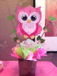 owl baby girl shower decorations owl baby shower decorations for girl aesh me