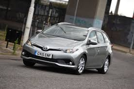 toyota quotes toyota auris touring sports review 2017 autocar