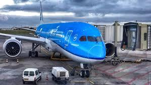 747 Dreamliner Interior Klm Dreamliner In Business Class Finally Klm Youtube