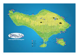 Bali Indonesia Map Indonesia Archives Pack Ya Bags Travel