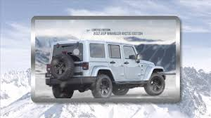 jeep arctic edition case study jeep arctic yeti dig promotion youtube