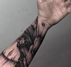 100 jesus tattoos for men cool savior ink design ideas