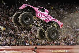 madusa crushing monster truck gender barriers connecticut