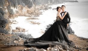wedding dress di bali gaifang bridal bali prewedding and wedding makeup
