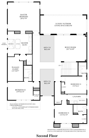 3 Bedroom Floor Plans With Bonus Room by Alara At Altair The Calypso Home Design