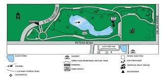 Map Of Miramar Florida by Plantation Heritage Park
